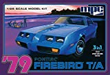 MPC 1979 Pontiac Firebird T/A 1/25 Scale Model Car Kit