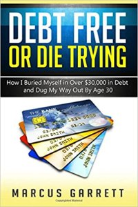 Debt Free or Die Trying Book Cover