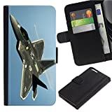 [F-22 Military Raptor Jet Airplane Plane Fighter] for Google Pixel 2 XL, Flip Leather Wallet Holsters Pouch Skin Case