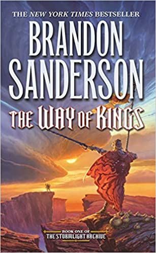Brandon Sanderson Book The Way of Kings
