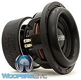 Sundown Audio X-10 V.2 D2 10' 1500W RMS Dual 2-Ohm X Rev 2 Series Subwoofer