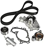 ACDelco TCKWP257A Professional Timing Belt and Water Pump Kit with Idler Pulley and 2 Tensioners