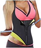 Product review for Gotoly Womens Cozy Warm Vest Hot Sweat Body Shaper Sauna Neoprene Burning Calories