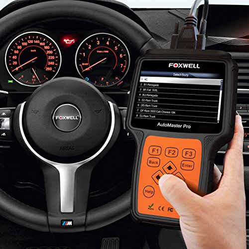 Foxwell NT624 Review 2019: Pro Professional Automotive Obd2 Scanner
