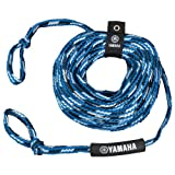 Product review for Yamaha OEM 3-4 Rider Tube Tow Rope. Options for 50 or 60 Feet. Pre-Stretched. SBT-TUBER-P0-07