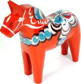 瑞典必買 達拉木馬 Dala Horse