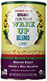 Trader Joe's Organic Fair Trade Wake Up Blend Coffee 28 oz