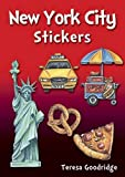 New York City Stickers (Dover Stickers)