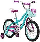 Schwinn Elm Girl's Bike with SmartStart, 16' Wheels, Teal