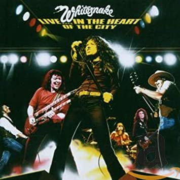 Live In The Heart Of The City: Whitesnake: Amazon.es: Música