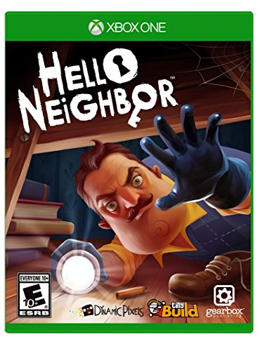 Hello Neighbor Xbox One Antagongame