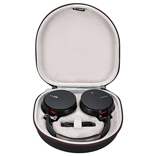 LTGEM Case for Sony WH-CH700N or XB950B1 Extra Bass Wireless Bluetooth Noise Cancelling Headphones