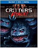 Critters Attack! (Blu-ray/DVD/Digital)