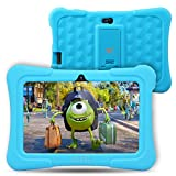 [Upgraded] Dragon Touch Y88X Plus Kids Tablet 7 inch Display Kidoz Pre-Installed with Disney Content (More Than $80 Value)