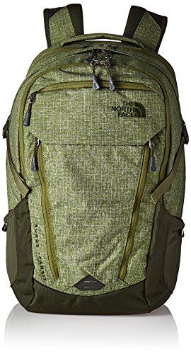 TNF Surge Transit Pack Terrarium Green Heather/Rosin Green One Size