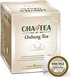 Cha4TEA 36 Oolong Tea K Cups for Keurig K-Cup