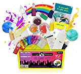 Original Stationery DIY Slime Kit: Slime Making Kit with Slime Add Ins for Alien Egg Slime, Crystal Slime, Squishy Slime, Glitter Slime, Unicorn Slime, and More - Fun Slime Kits for Girls and Boys