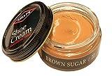 Kelly's Shoe Cream - Professional Shoe Polish - 1.5 oz - Brown Sugar