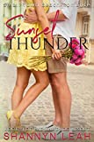 Sunset Thunder (The Caliendo Resort: : A Small-Town Beach Romance Book 1)
