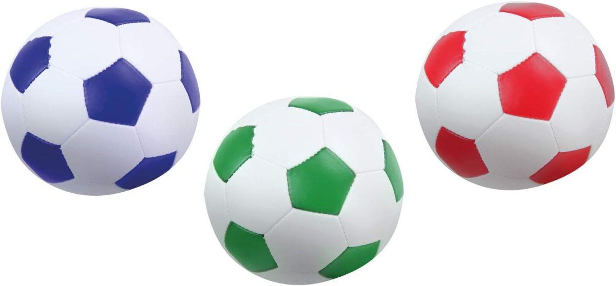 Juego de Pelotas de fútbol