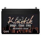 Kinetik HC2000 2000 Watt Car Audio Battery for PYLE PLA2378 AMPLIFIER
