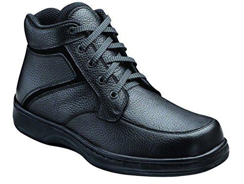 Orthofeet Proven Plantar Fasciitis Relief Comfortable Orthopedic Arthritis Diabetic Men's Highline High Top Boots