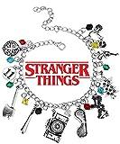 BlingSoul The Eleven Stranger Things Bracelet For Girls Women - 011, Bob, Dustin, Chief Hopper Costume Merchandise Erica, Lucas, Barb Gifts