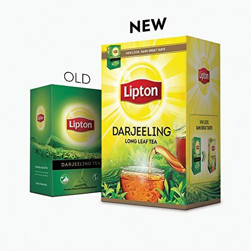51uUzlahRqL - Lipton Darjeeling Long Leaf Tea, 100 Percent Pure and Authentic Darjeeling Tea, 250 g