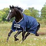 Product review for Bucas Freedom Medium Turnout Blanket 81 Navy