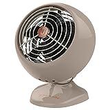Vornado VFAN Mini Classic Personal Vintage Air Circulator Fan, Taupe
