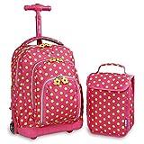 J World New York Lollipop, Pink Buttons