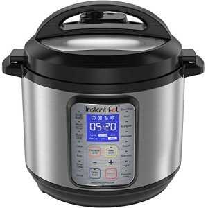 Instant Pot Duo Plus 6 Quart 9-in-1 Electric Pressure Cooker, Slow Cooker, Rice Cooker, Steamer, Saute, Yogurt Maker… 2