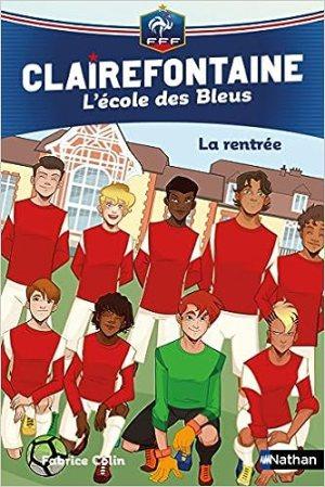 [BD] Clairefontaine, L'école des bleus