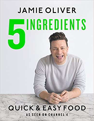 5 Ingredients by Jamie Oliver