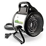 Bio Green PAL 2.0/US Palma Basic Electric Fan Heater for Greenhouses, 2 Year Warrenty