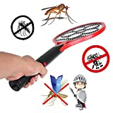 Allegro Huyer Fly Swatter Electric 1 pcs Electric Mosquito Swatter Anti Mosquito Fly Repellent Bug Insect Repeller Home Garden Handheld Pest Rejecting Racket