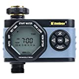 Melnor Simple and Flexible Programming, Easy Manual Override 53015 Single-Outlet Digital Water Timer, 1 Zone, 1 Zone