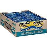 Maruchan Flavor Ramen Noodles, Oriental, 3 Ounce (Pack of 24)