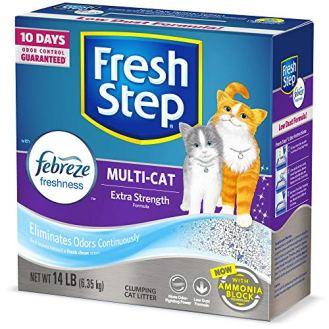 Fresh-Step-Multi-Cat-with-Febreze-Freshness