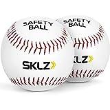 SKLZ Soft Cushioned Safety Baseballs, 2 Pack