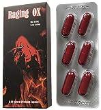 New FURY BULL Strong Effects Male Enhancement 6 Pills Box (1)