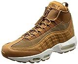 Nike Air Max 95 Sneakerboot Men's Boot Flax/Flax/Ale Brown/Sail 806809-201 (8 D(M) US)