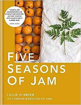 5 Seasons Of Jam Book