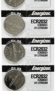 Energizer 2032 Battery CR2032 Lithium 3v