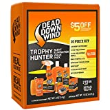 Dead Down Wind Trophy Hunter Kit - Scent Elimination for Hunting Gear, 10 Piece Value Pack