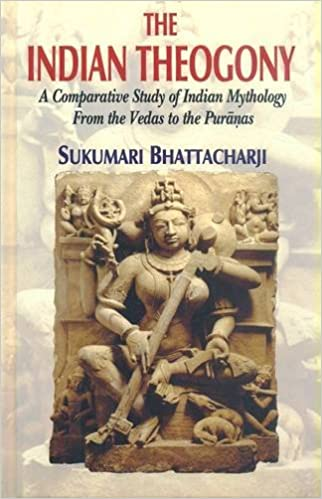 Buy The Indian Theogony: A Comparative Study of Indian Mythology from the  Vedas to the Puranas Book Online at Low Prices in India | The Indian  Theogony: A Comparative Study of Indian