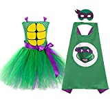 Teenage Mutant Ninja Turtles Outfits for Toddler Girls 8T Purple