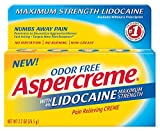 Aspercreme Pain Relieving Creme With Lidocaine, 2.7 Ounce, Pain Relieving Cream Helps Reduce and...