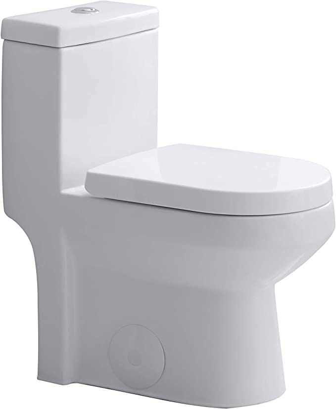 HOROW HWMT-8733 Small One Piece Toilet