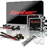 XENTEC 55W Standard Size Ballasts x 2 bundle with 2 x Xenon Bulb H3 6000K (Ultra White) offroad
